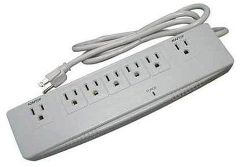 7 Outlet Surge Protector 540 Joules
