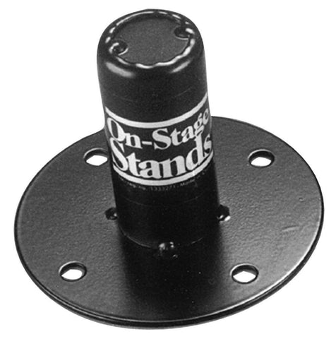 On Stage Stands SSA1.375 1 3/8 Inch Cabinet Insert