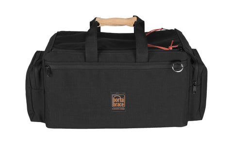 Portabrace CAR-2VIPPRO Carrying Case for Lowel VIP Light Kit - Black