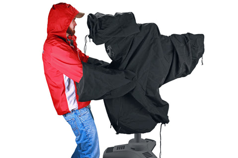 PortaBrace CLK-2 Camera Cloak Stadium Rain Cover