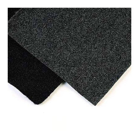 Penn Elcom M5005-BR Black Indoor/Outdoor Carpeting 6FT Wide - Sold Per Yard