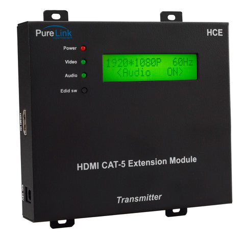 PureLink HCE Tx HDMI to CATx Transmitter