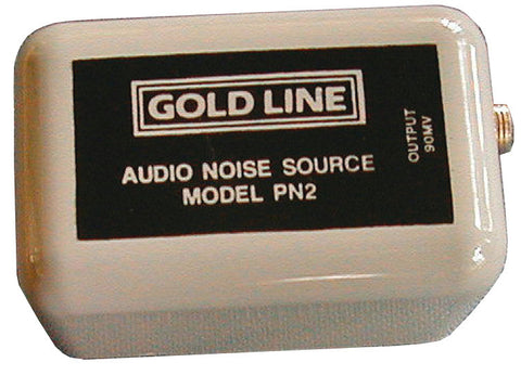 Gold Line Pink Noise Generator