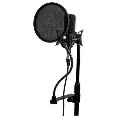 Raxxess POMT 6 Inch Pop Filter with Gooseneck