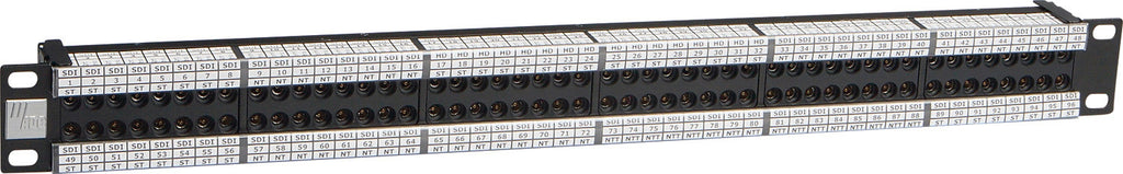 ADC-Commscope PPM15248-LCCHP 1.5RU 2x48 Normalled Video Jackfield w/LCC