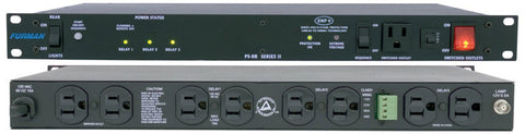 Furman Sound PS-8R II Power Conditioner / Sequencer