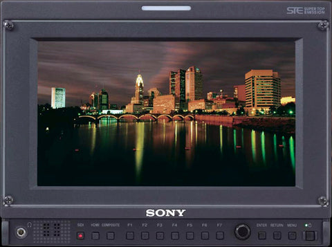 Sony PVM-740 7.4 Inch OLED Video Field Monitor with 3G SDI and HDMI