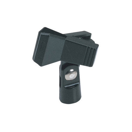 Quik Lok MP-850 Spring Loaded Plastic Mic Clip for Wired and Wireless Mics