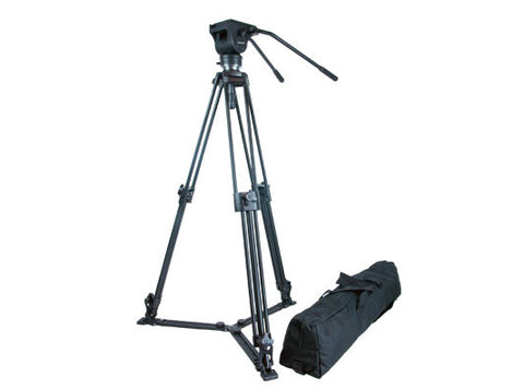 A high quality Image of Autocue CS-HWT/001 Heavy Weight Tripod with Carry Case
