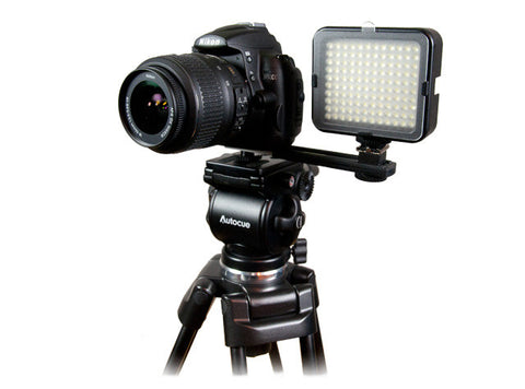 Autocue On-Camera LED Light