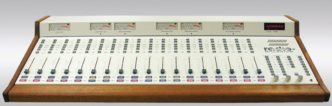 Radio Systems RS-12ARJ 12 Channel Analog Console with RJ-45 I/O Connectors