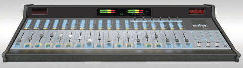 Radio Systems RS-12D5P 12 Channel Ditigal Console with 5 Pin I/O Connectors