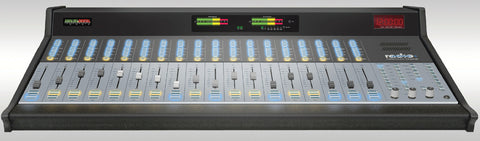 Radio Systems RS-12HRJ 12 Channel Analog and Ditigal Console with RJ-45 I/O