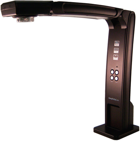 Recordex SC5i+ Simplicity 5 12.5 x 16.5 Document Camera with 16x Digital Zoom