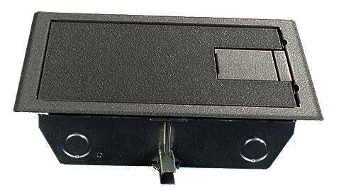 FSR RFL Series Raised Access Floor Box - Black