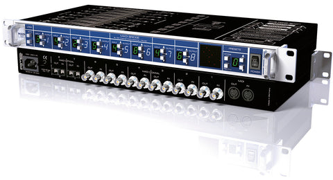 RME Audio MADI BRIDGE 8x64 Channel MADI Switcher