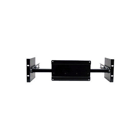 Recortec RMVM-219-200 VESA 200 Single Stationary Monitor Rack Mount For 19in Racks