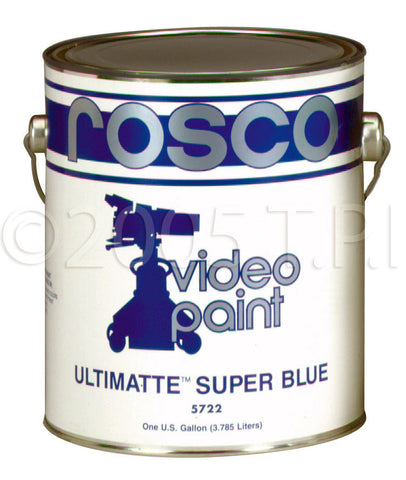 Rosco Digicomp Paint 1 Gal Blue