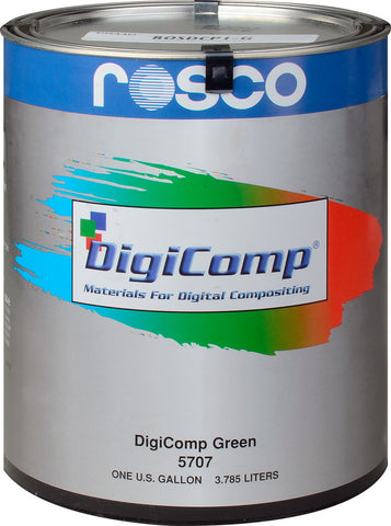 Rosco Digicomp Paint 1 Gal Green
