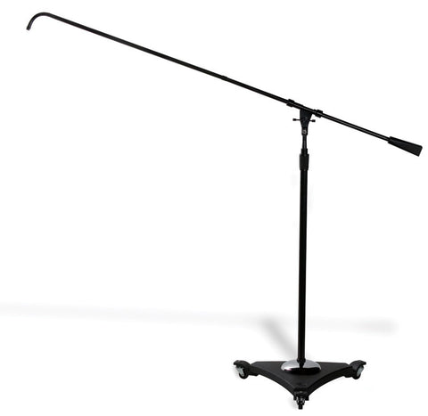 Atlas Sound SB11WE Studio Boom Mic Stand w- Air Suspension System 43in - 68in - Ebony
