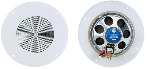 Atlas Sound SD72W 8in 25w Dual Cone 25/70.7V Loudspeaker