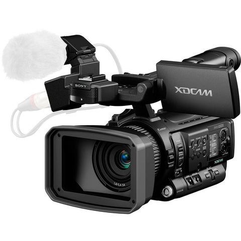 Sony PMW100 One 1/3 Inch Exmor CMOS XDCAM HD422 Handy Camcorder
