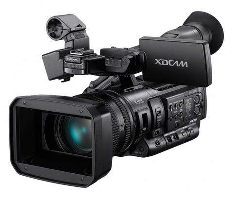 Sony PMW160 Three 1/3 Inch Exmor CMOS XDCAM HD422 Memory Handy Camcorder
