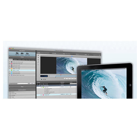 Sorenson 20350-62 Squeeze 6 Video Workflow Solution