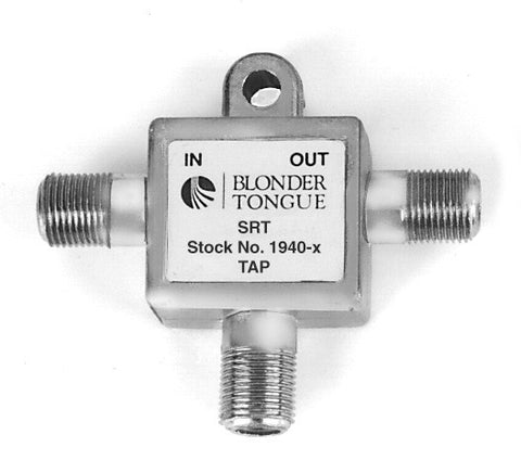 Blonder Tongue SRT 1940 Directional Tap 1-Output 4dB