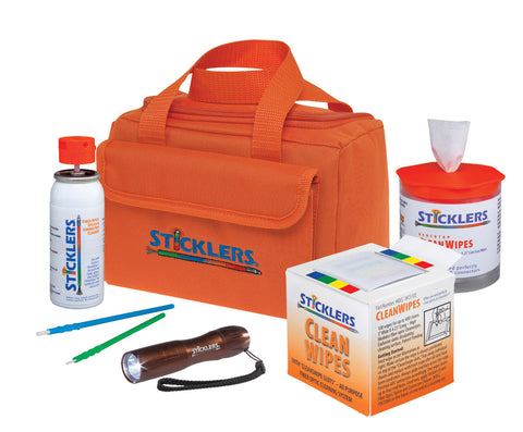 Sticklers FK03 Fiber Optic Cleaning Kit