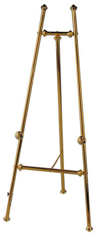 Testrite Baroque Brass Easel -60in