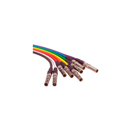 ADC-Commscope V6V-STS Standard Size HD Video Patch Cord Violet - 6 Foot