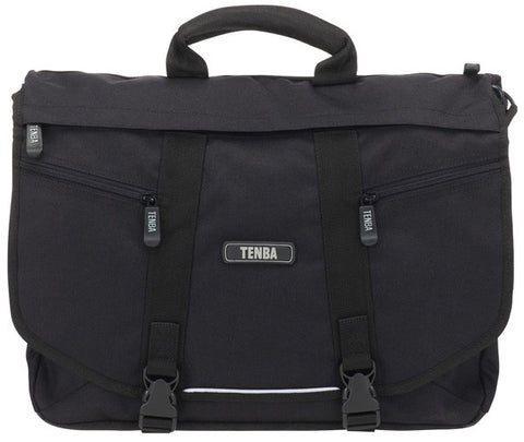 Tenba 638-231 Messenger Bag - Large - Black