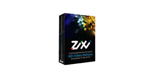 Teradek Zixi License - Enables Advanced ZIXI Point-to-Point Transport Protocol on Cube Decoders