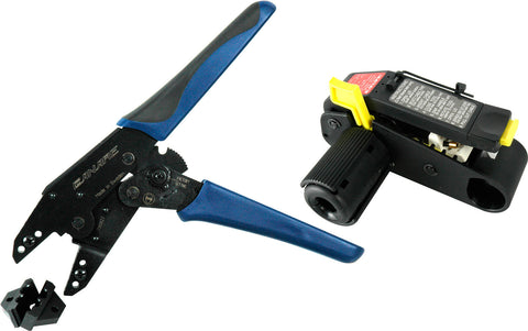 Canare Crimp Tool Kit for: L-7CFB - 9011