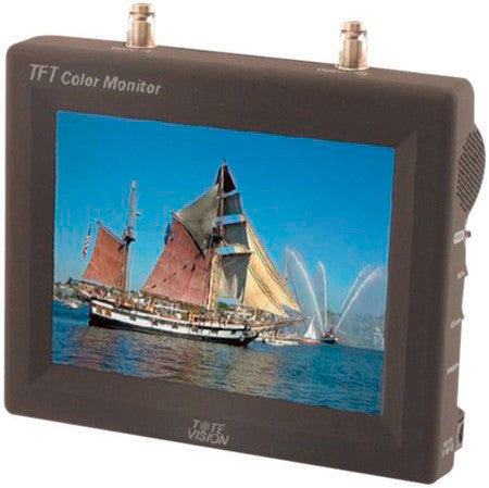 ToteVision 5.6in Field Monitor With Batt Pack