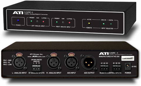 ATI Audio UADC-1 Analog to Digital Audio Converter / Switch