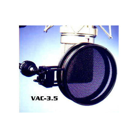 "Popless Voice Screen 3.5"" Pop Filter"