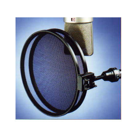 "Popless Voice Screen 6"" Diamter Pop Filter"
