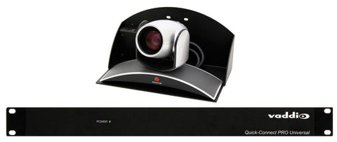 Vaddio WallVIEW PRO EagleEye High Def Pan/Tilt/Zoom Camera System