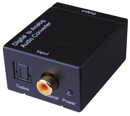 Vanco 280512 Digital to Analog Audio Converter