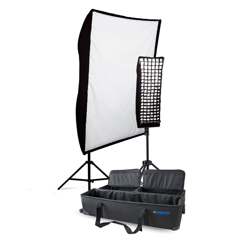 Westcott 6894 2400w 2-Light Spiderlite TD6 Perfect Portrait Kit