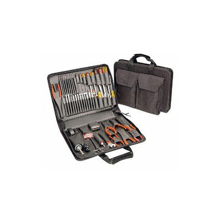 Xcelite Attache Tool Kit with Hand Tools & Weller WP25 Soldering Iron