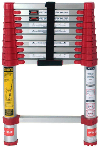 Xtend & Climb 760P Telescoping Ladder 10.5FT
