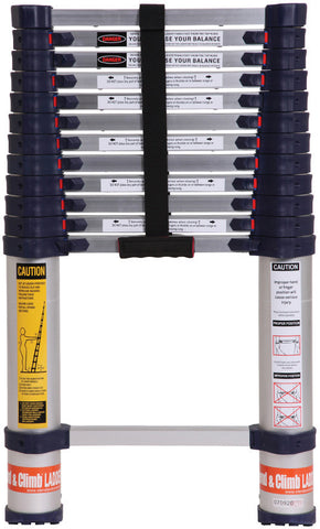 Xtend & Climb 780P Telescoping Ladder Pro Series 12.5FT