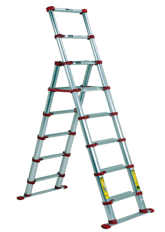 Xtend & Climb SL675 Telescoping Ladder 7.5FT