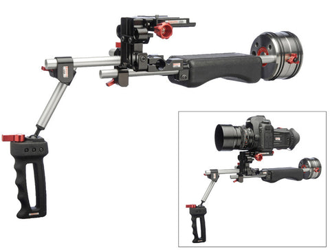 Zacuto Z-DFD Fast Draw Shoulder Mounted DSLR System