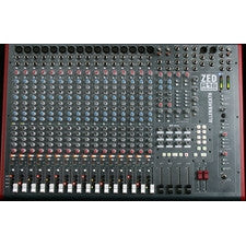 Allen & Heath ZED-R16 16 Channel FireWire Recording Mixer
