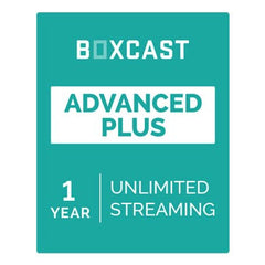 A high quality Image of BoxCast Advanced Plus (1-Year Live Streaming Subscription)