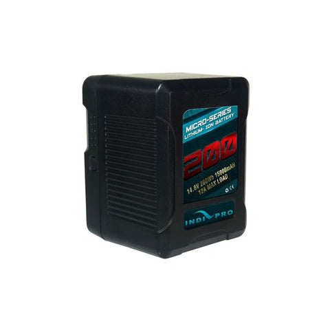 Micro-Series 200Wh V-Mount Li-Ion Battery